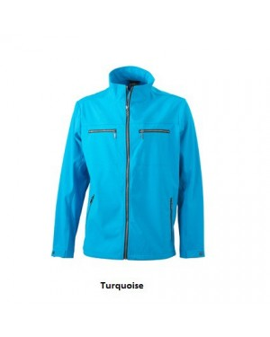 "Meeste jakk ""Men`s Tailored Softshell"" 210 g/m2"