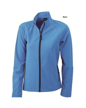 "Naiste jakk ""Ladies Softshell Jacket"" 270 g/m2"
