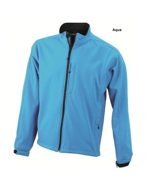 "Laste pehme soft-shell jakk ""Softshell Jacket Junior"" 330 g/m2"
