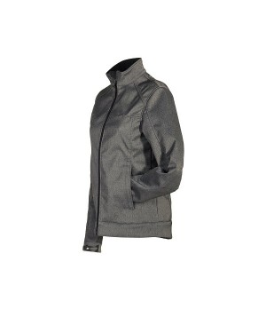 "Naiste pehme Soft-Shell jakk ""Ladies Softshell Melange Jacket"" 360 g/m2"