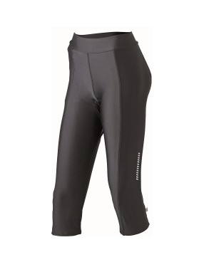 "Naiste jalgratturi pool-pikad püksid ""Ladies Bike 3/4 Short Tights"" 220 g/m2"