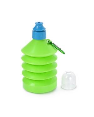 "Joogipudel karabiiniga, kokkupandav ""Felix"" 330 ml"