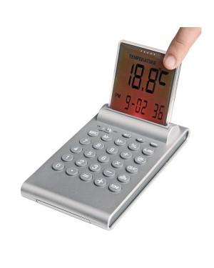 """Kalkulaator-kell-termomeeter-kalender-äratus """"Agator"""""""