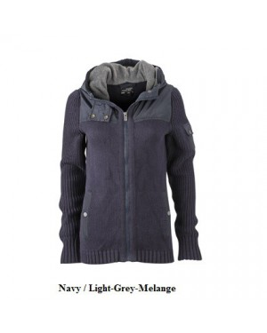 "Naiste kootud jakk ""Ladies Knitted Winter Jacket"""