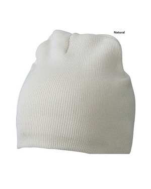 """Kootud müts """"Cotton Beanie"""" 62 g/m2, polüakrüül"""