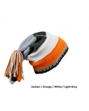 """Kootud müts narmastega """"Knitted Beanie with Fringes"""" 100 g/m2, polüakrüül"""