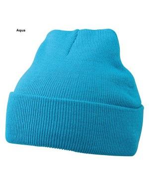 """Kootud müts """"Knitted Cap"""" 75 g/m2, polüakrüül"""