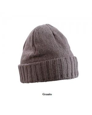 """Kootud müts """"Melange Hat Basic"""" 62 g/m2, polüakrüül-polüamiid"""