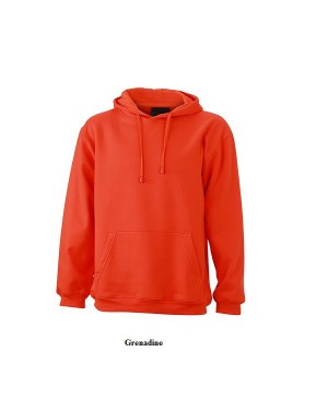"Laste pusa kapuutsiga ""Hooded Sweat Junior"" 300 g/m2"