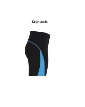 """Naiste treeningpüksid lühikese säärega """"Ladies Running Short Tights"""" 200 g/m2"""