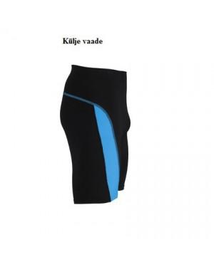 """Meeste treeningpüksid lühikese säärega """"Men`s Running Short Tights"""" 200 g/m2"""