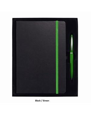"""Märkmeplokk pastapliiatsiga kinkekarbis """"Notebook A5"""""""