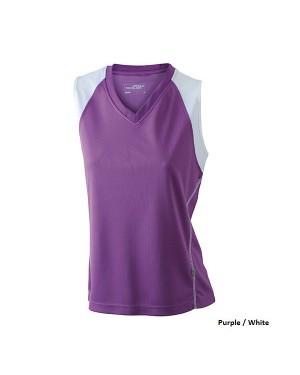 "Naiste sport-maika ""Ladies Running Tank"" 140 g/m2, polüester"