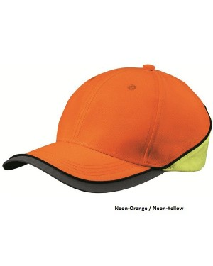 "Nokamüts ""Neon-Reflex-Cap"""