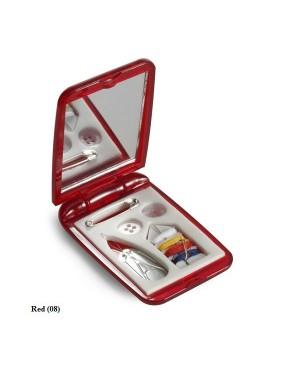 """Õmblustarvikute komplekt-taskupeegel """"Sewing set"""""""