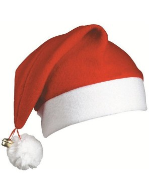 "Päkapikumüts kellukesega ""Santa Cap short"""