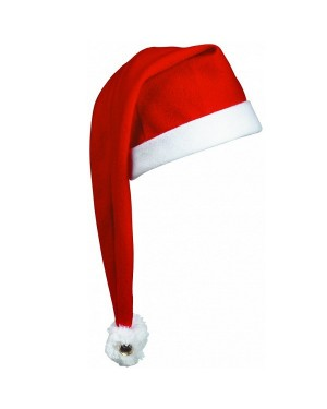 """Päkapikumüts kellukesega """"Santa Cap long"""""""