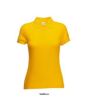 "Naiste polo ""Ladies Polo Mischgewebe"" 180 g/m2, polüester-puuvill"
