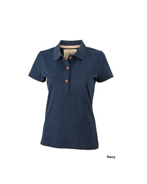 "Naiste polo "" Ladies Vintage Polo"" 180 g/m2, puuvill"
