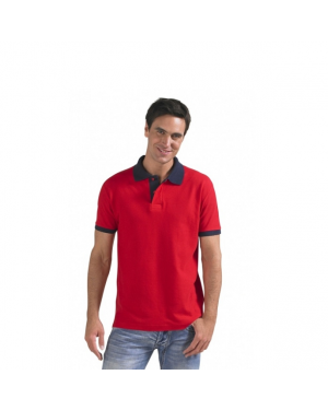 "Meeste polo ""Prince"" 190 g/m2, puuvill"