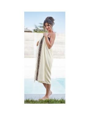 "Rannalina 100 x 180 cm ""Fouta Towel"" 340 g/m2"