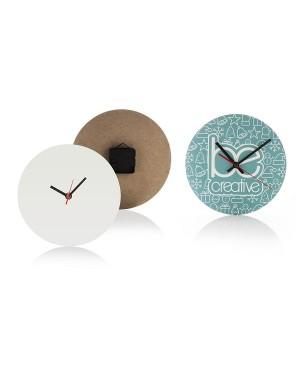 """Seinakell """"Be Time D"""", Ø 22 cm, oma kujundusega, trükk hinna sees"""