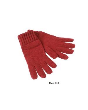"""Kootud kindad """"Melange Gloves Basic"""", polüamiid-polüakrüül"""