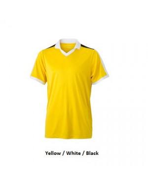 """Unisex meeskonna T-särk """"V-Neck Team Shirt"""" 140 g/m2, polüester"""