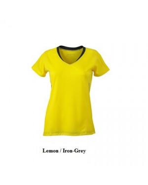 "Naiste sport T-särk ""Ladies Running T-Shirt"" 125 g/m2, polüester"