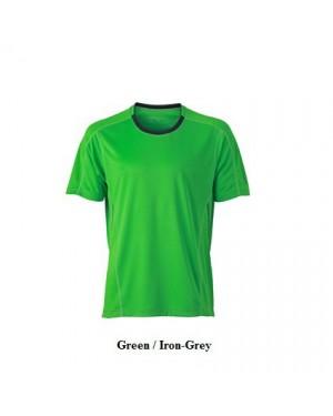 "Meeste sport T-särk ""Men`s Running T-Shirt"" 125 g/m2, polüester"