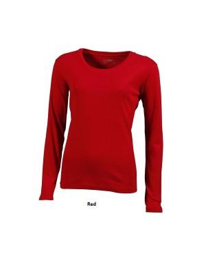 """Naiste pikkade varrukatega meremehesärk """"Ladies Shirt Longsleeve"""" 210 g/m2, puuvill"""