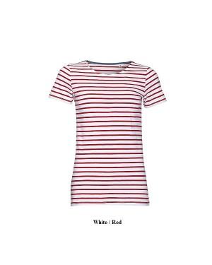 """Naiste T-särk """"Miles Women"""" 150 g/m2, puuvill"""