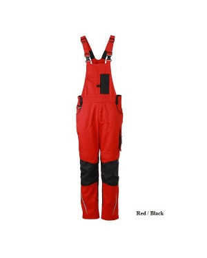 "Meeste töötunked ""Workwear Pants with Bib"" 260 g/m2"