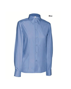 "Naiste pikkade varrukatega triiksärk ""Ladies` Blouse Long"" 135 g/m2"