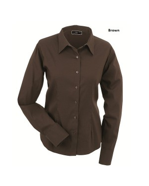"Naiste triiksärk ""Ladies` Blouse Slim Fit Long"" 95 g/m2"