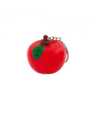 "Võtmehoidja anti-stress lelu ""Fruty"" , Apple"
