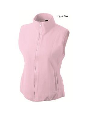 """Naiste microfliis vest """"Girly Microfleece Vest"""" 280 g/m2"""